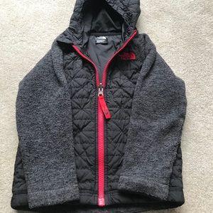 Toddler boy northface jacket